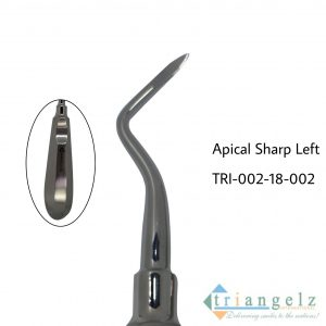 Apical Sharp Left