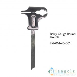 Boley Gauge Round Double