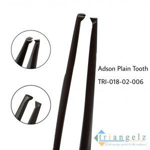 Adson Plain Tooth