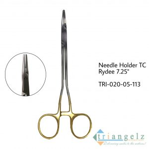 Needle Holder TC Ryder 7.25″
